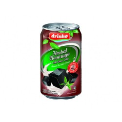 Drinho 300mL Herbal Bverage with Grass Jelly