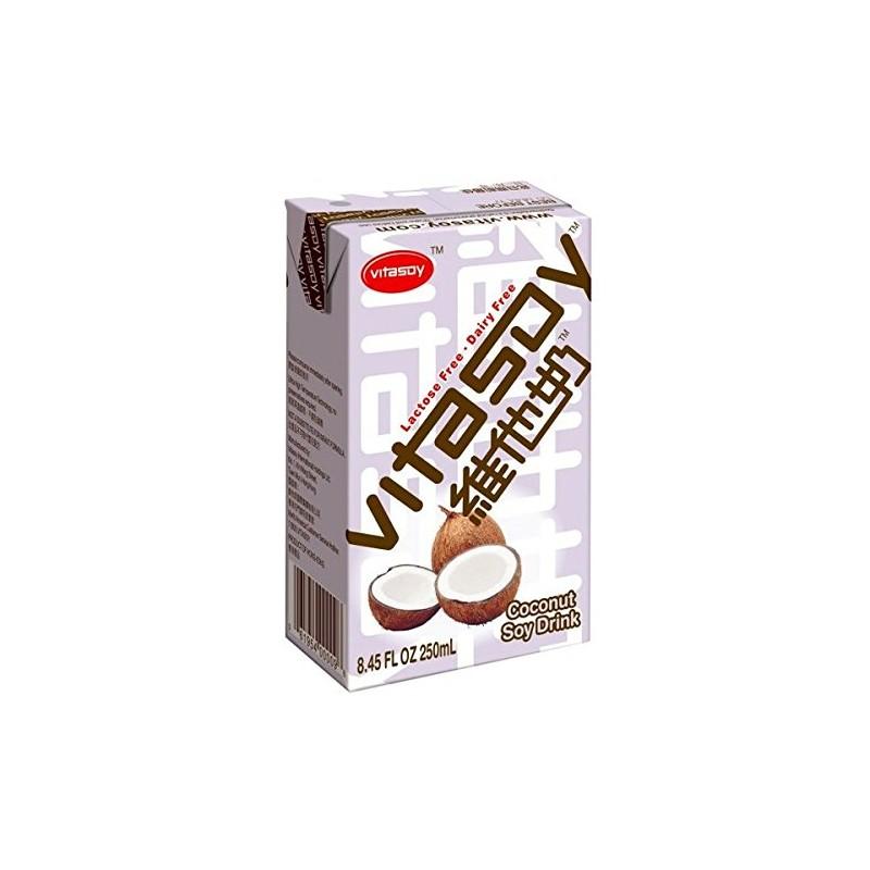 Vitasoy - 250ml - Coconut Soy Drink