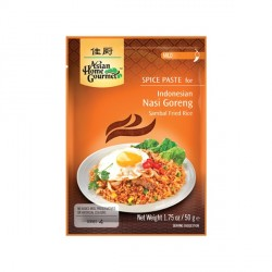 Asian Home Gourmet Noodles - Spice Paste for Indonesian Mee Goreng Sambal Fried Noodles - Mild