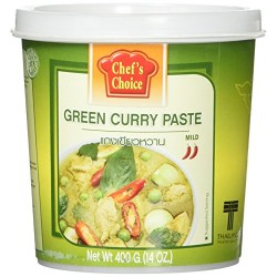 Green curry paste - Chef's Choice
