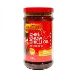 Lee Kum Kee LKK 170g (李錦記 潮州辣椒油) Chiu Chow Chilli Oil