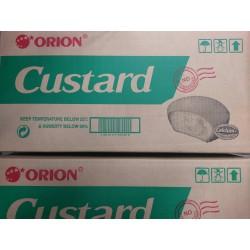 Orion Case 12 x 138g 6 Packs Custard Soft Cakes