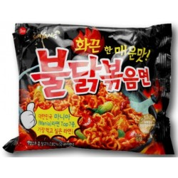 Samyang Noodles - Hot Chicken Stir Spicy Ramyun