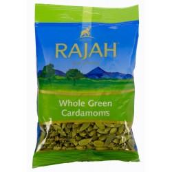 Rajah Green Cardamoms 50g