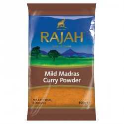 Rajah Mild Madras Curry Powder, 100 g