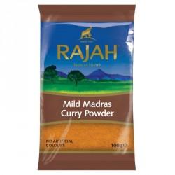 Rajah Mild Madras 100g...