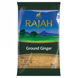 Rajah Ground Ginger, 85 g