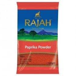 Rajah - Paprika Powder - 100g