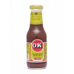Colman's OK (甜酸調味醬) Fruity O.K. Sauce