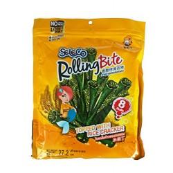 Seleco Seaweed Snack Bites x8 27.2g