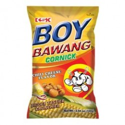 SK 100g Boy Bawang Copnick Chili cheese flavour
