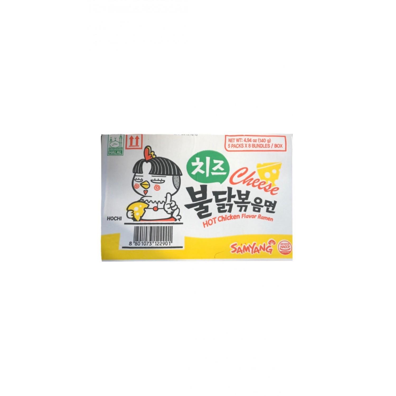 Samyang Hot Chicken noodles 5 packs x 8 5.6kg