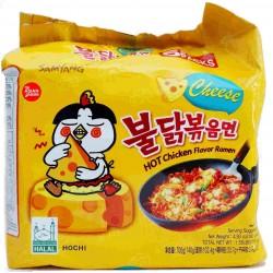 Samyung Hot Chicken Flavor with cheese (5 pack)