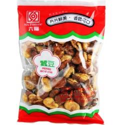 Six Fortune Broad Beans 六福蠶豆酥 170g Prepared Broad Beans