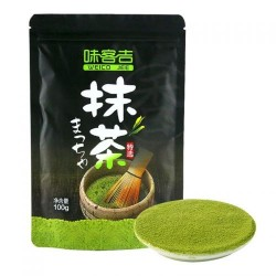 Weico Jee Matcha 100g Green Tea Powder