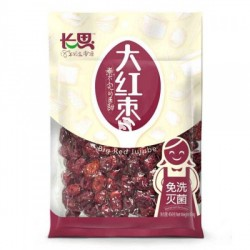Choillse Big Red Jujube (長思大紅棗) 454g (Red Dates)