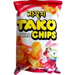Nongshim Octopus Flavoured 60g Tako Chips
