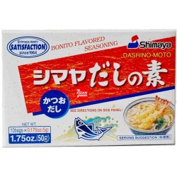 Noodles - Shimaya Dashi No Moto Bonito Flavored Seasoning (10 sachets)