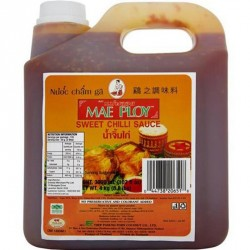 Mae Ploy sweet chilli sauce 4kg large 3L