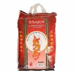 Red Dragon 10lbs 4.54kg jasmine rice