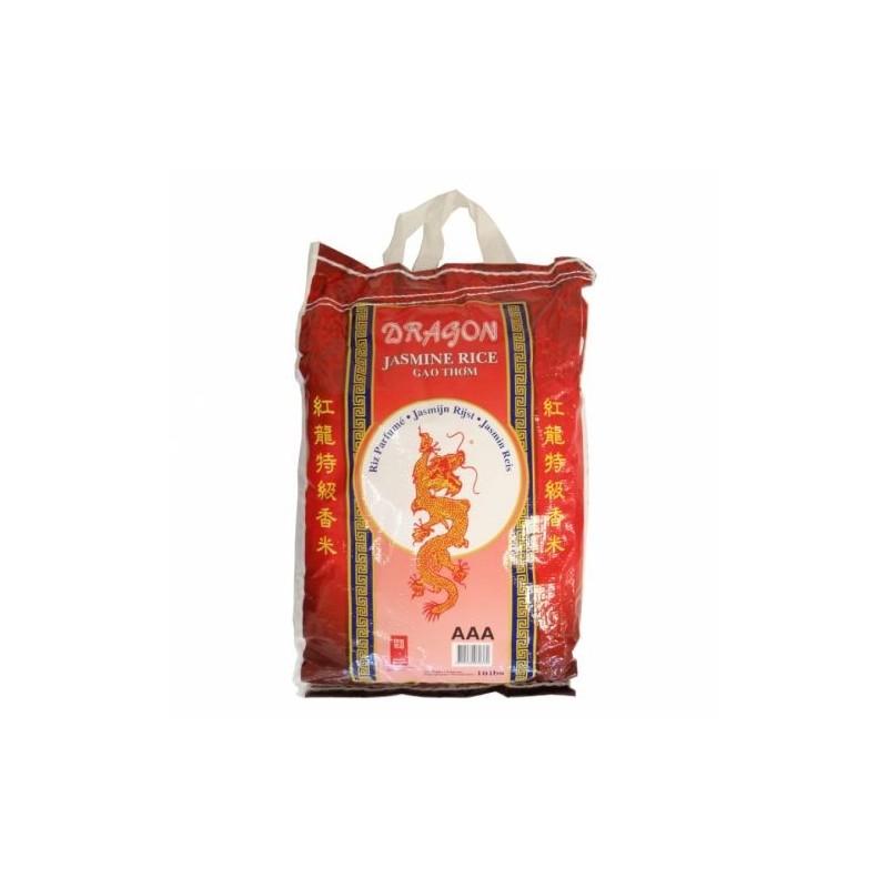 Red Dragon 10lbs 4.54kg jasmine rice