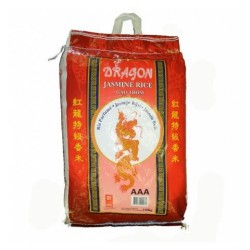 Red Dragon 10kg Jasmine Rice
