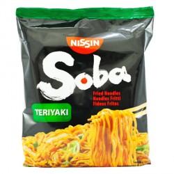 Nissin soba teriyaki 110g soba noodles