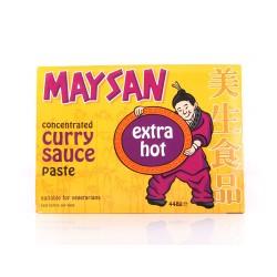 Maysan - 448g - Curry Sauce Paste (Mild)