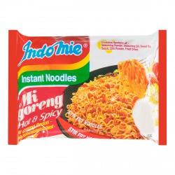Indomie Noodles 80g Mi Goreng Pedas Hot & Spicy 3̶9̶p̶  Instant Indonesian Noodles