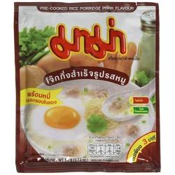 Mama Instant Pork 50gx12 Rice Porridge