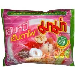 4̶5̶p̶ Mama Instant Yentafo 55g Rice Vermicelli Noodles