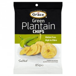 Grace chips 85g green plantain chips