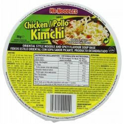 Mr. Noodles Chicken Kimchi...