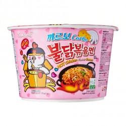 Samyang Carbo Box 16x105g Noodles Hot Chicken Flavour Ramen Mala Buldak Big Bowl instant Noodles