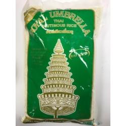 Royal Umberella Thai Glutinous Rice 2kg 2019 Crop Thai Sweet Rice