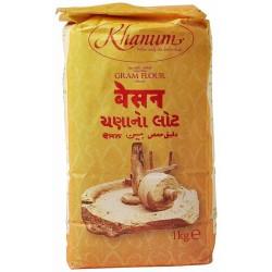 Khanum Special Milled Superfine 1kg Gram Flour