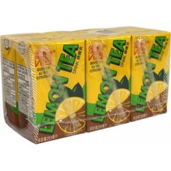 Vita Lemon Tea Drink 250ml Carton x 6 Pack HK Lemon Tea