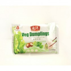 chinese dumpling with kelp 450G