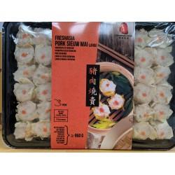 Fresh Asia Pork Sieu Mai 960g Large Dim Sum Tray