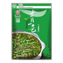 Dez Huang Green Food Pure Green 300g Spicy Hot Pot Seasoning