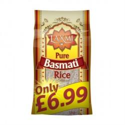 Laxmi Pure Basmati Rice 5kg Punjabi Rice