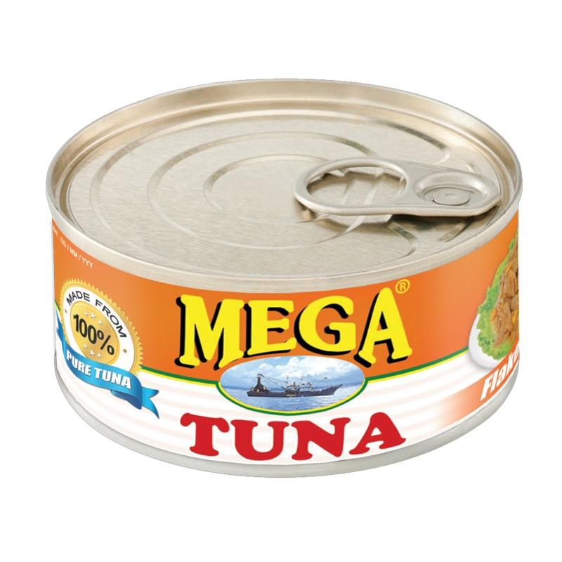 Mega Tuna Flakes 180g Hot and Spicy Filipino Tuna