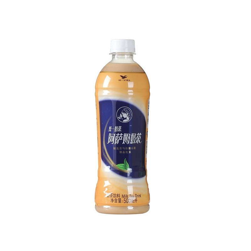 Unif Milk Tea Premium Assam Milk Tea 500ml from the Himalayan Foothills