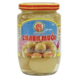 Ngọc Liên Pickled Lemons 400g Chanh Muối