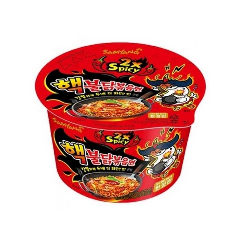 Samyang Noodles - Hot Chicken Big Bowl Ramen noodle - Stew Type