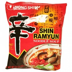 Nongshim Noodles Shin...
