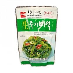 Wang Korean Seaweed (Salted Seaweed Stem) 283g Julgi...