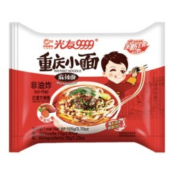 Guang Yang Chongqing Hot and Spicy Vermicelli 90g