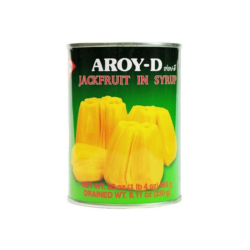 Aroy-d Young green jackfruit 565g green jackfruit in brine