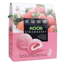 Love Flower Taiwanese Mochi Gift Pack 300g Mo Chi